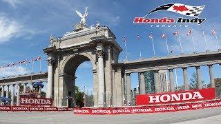 Friday Afternoon at the 2018 Honda Indy Toronto