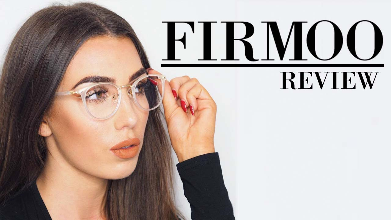 17bca90a8a Firmoo Review - Glasses Try-On Haul - YouTube
