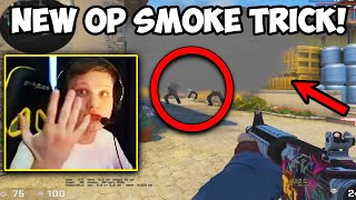 S1MPLE CAN WIN ËVERY AIM DUEL! 900 IQ AIR-SMOKE! CSGO Twitch Clips