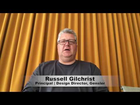 CWAB Noteworthy Projects Jury - Russell Gilchrist