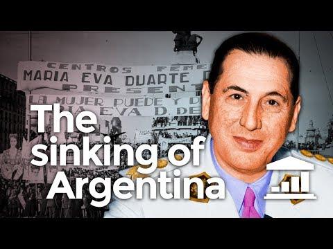 How Did ARGENTINA'S Long CRISIS Begin? - VisualPolitik EN