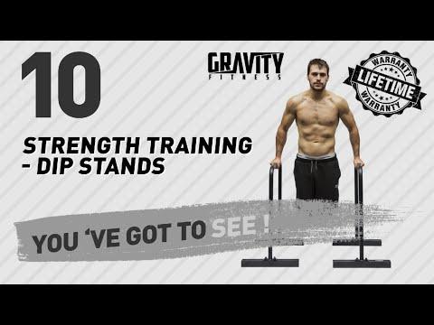 Fitness Strength Training Equipment - Dip Stands // Amazon UK Most Popular