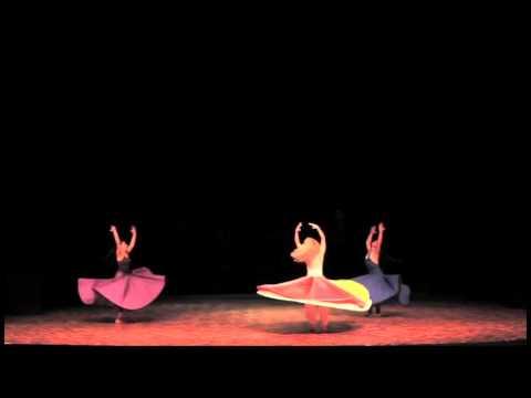 Mujeres Sufí Danza sufí Tanoura Mujer de arena