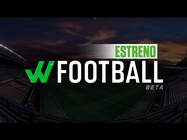 ⚽ ¡Ya está aquí WinnerOdds Football! - Algoritmo de apuestas de fútbol