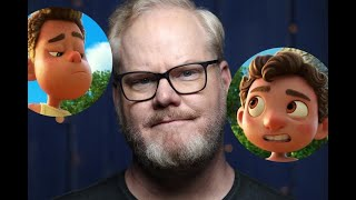THAT'S AMORE! Jim Gaffigan finds lots to love in Pixar's Luca and life