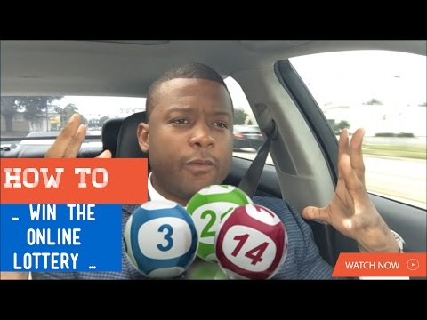 How To Win The Online Lottery & Make Money