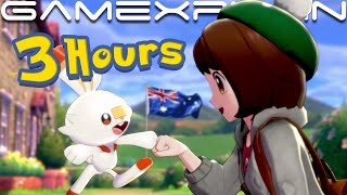 Pokémon Sword & Shield - Launch Day Livestream! (Australian Version)