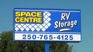Space Centre - New Outdoor RV and Boat Storage