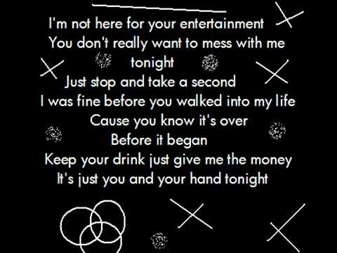 Pink   U + Ur Hand Lyrics