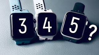 Gambar cover Which Apple Watch to Buy? | Series 5 vs Series 4 vs Series 3 | 2019