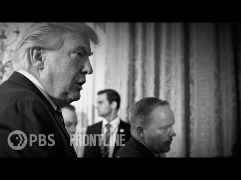 How a Crowd Size Fight Would Define President Trump's Approach | America's Great Divide | FRONTLINE