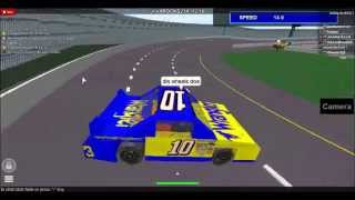 roblox-nascar mobil1 Cup Serie qualyfing
