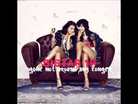 Sistar19-Gone not around any longer 있다 없으니까 (MP3 FREE DOWNLOAD LINK)