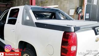 Replacing DOOR Latch on CHEVY Avalanche (My Boss Truck)