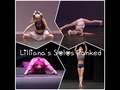 Lilly's Solos Ranked