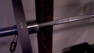 Wooden Power Rack