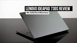 lenovo IdeaPad 730S (Yoga S730) Review