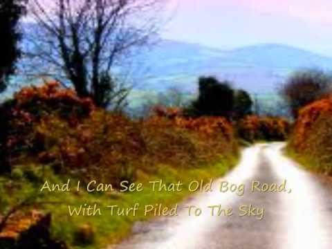 Johnny McEvoy - The Town I Left Behind (With Lyrics)
