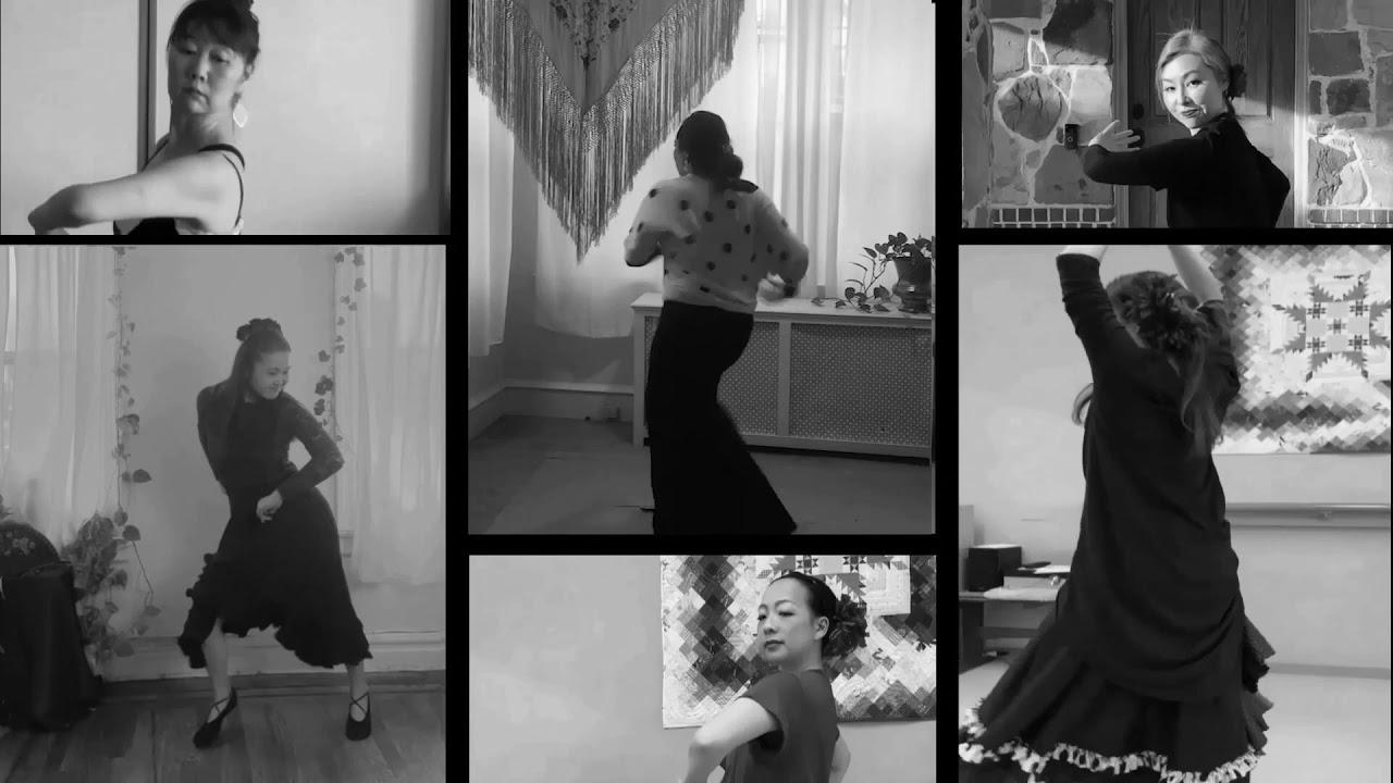 No.7 Los pétalos de rosa/Virtual Flamenco 再会/Tango de virtual