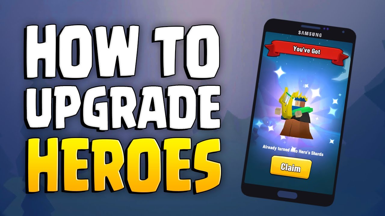 HOW TO GET AND UPGRADE HEROES   Art of War: Legions - YouTube