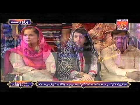Farhan Ali Waris Reciting Naat at Noor e Ramazan HUM TV 30 June 2015