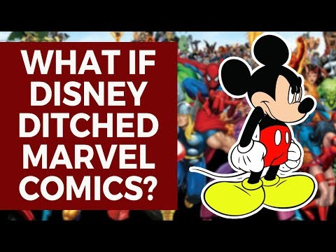 What if Disney Ditched Marvel Comics? | The Elseworlds Exchange Podcast