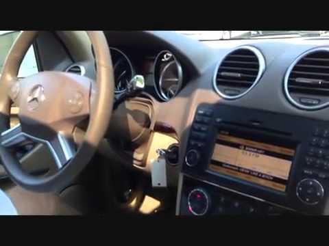 Обзор Тест Драйв Mercedes GL450  Авто из США