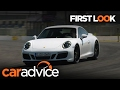 2017 Porsche 911 GTS First Look review | CarAdvice