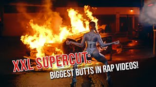 Biggest Butts In Rap Videos - Supercut