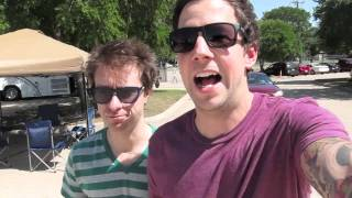 Simple Plan on the Warped Tour (Day 1)