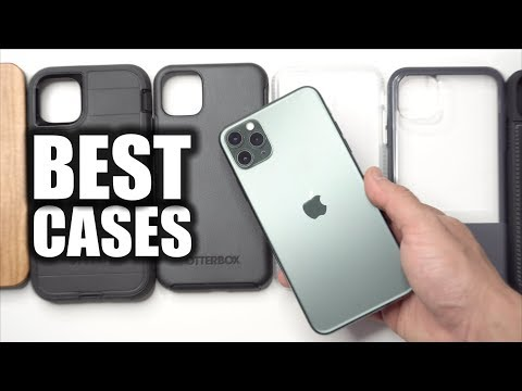 Best Apple iPhone 11 Pro | 11 Pro Max Cases - Unboxing & Review