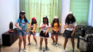 Thank u for your love- dancecover- Nhân's class