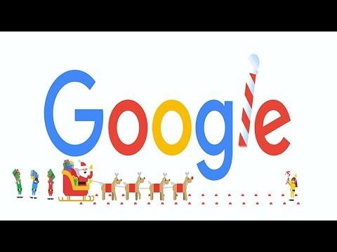 Happy Holidays 2018 (Southern Hemisphere Day 1) Google Doodle