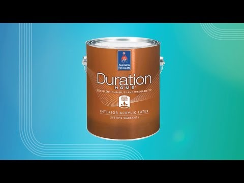 Duration Home Interior Paint - Sherwin-Williams