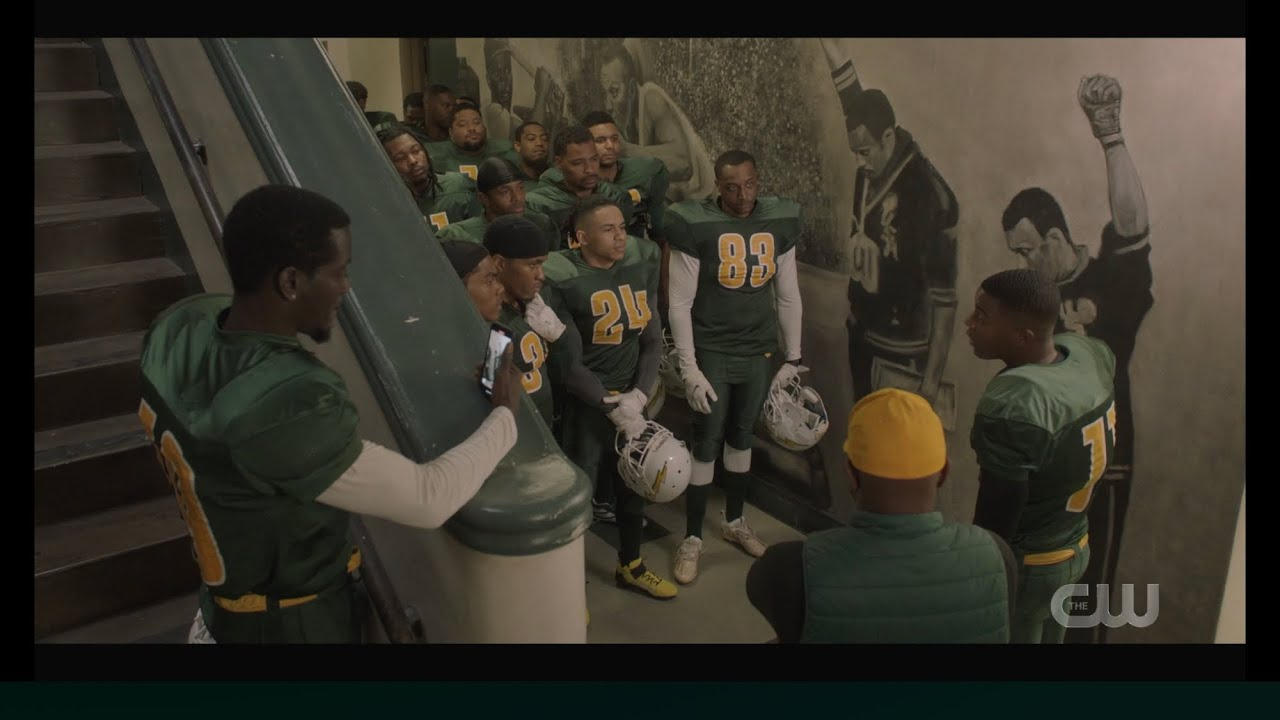 Download Film Study | All American Season 3 Episode 12 Fight the Power Review