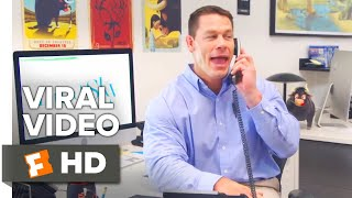Ferdinand Viral Video - John Cena Intern for a Day (2017) | Movieclips Coming Soon
