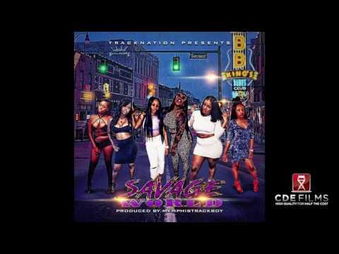 Savages -Side Nigga ProdBy MemphisTrackBoy. (Audio)by CDE FILMS