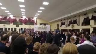 Офигенная песня - на офигенной свадьбе!!!