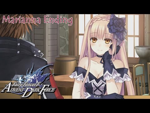 Marianna Ending - Fairy Fencer F: Advent Dark Force | Evil Goddess Route {English, Full 1080p HD}