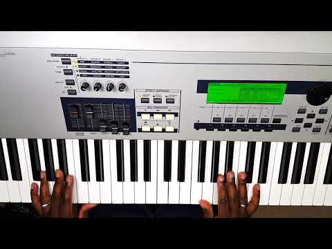 Great God by Tasha Cobbs Piano Tutorial