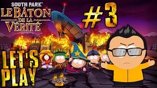#3 NINJA La Trahison - South Park : Le bâton de la Vérité Playthrough FR HD 1080p