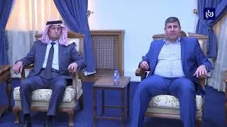 لجنة فلسطين النيابية تلتقي رئيس مجلس أُمناء جامعة فلسطين الأهلية