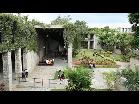 IIM Bangalore campus tour