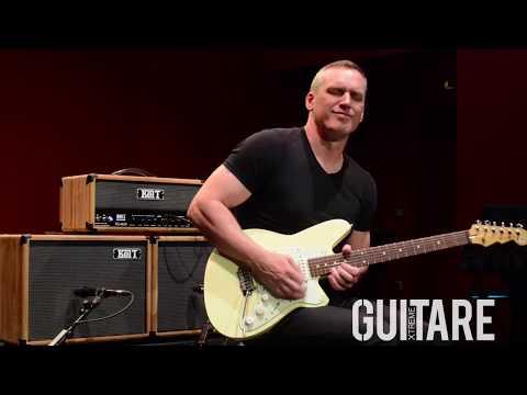 Guitare Xtreme Magazine # 81 - Kelt YG-Max head and cabinets
