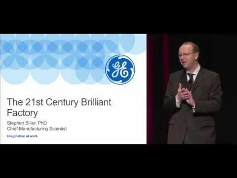 Stephan.Biller, Chief Manufacturing Scientist, GE @ ARC Industry Forum 2015 in Orlando