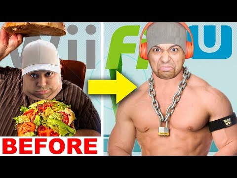I'M LESS FAT NOW THANKS TO THIS LOL! [Wii FIT U] [#02]