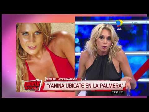 Natalia Fassi terminó su boda en llanto por culpa de Rocío Marengo y Yanina Latorre
