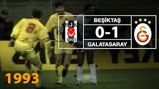 1993-1994 sezonu türkiye 1. ligi maçı beşiktaş - 1 galatasaray ( 13.11.1993 )goller: dk. 8 tugay kerimoğlu (gs) galatasaray'ı yakından takip etmek için hes...