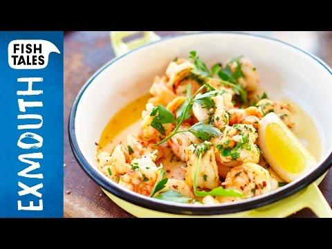PRAWNS Shrimp & Garlic Butter | Bart Van Olphen
