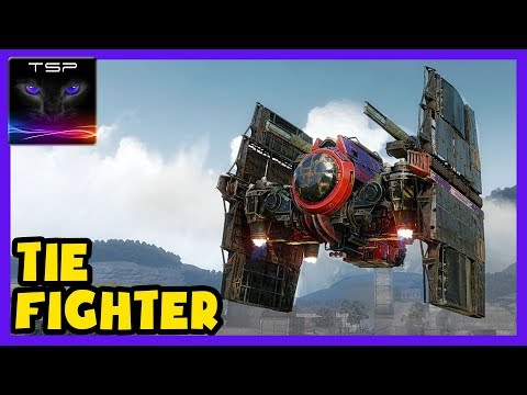 Crossout #172 ► Star Wars TIE FIGHTER ¦ Build and Gameplay